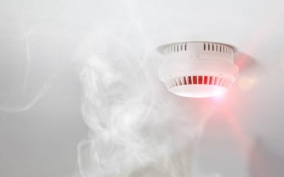 Prévention des risques d'incendies domestiques